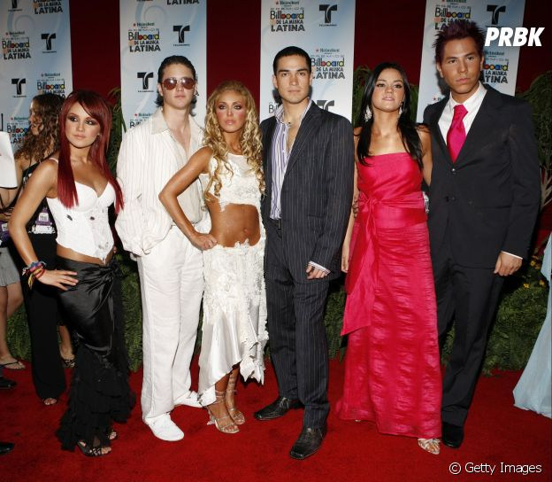 Ninguém se vestia bem no início dos anos 2000, nem o RBD