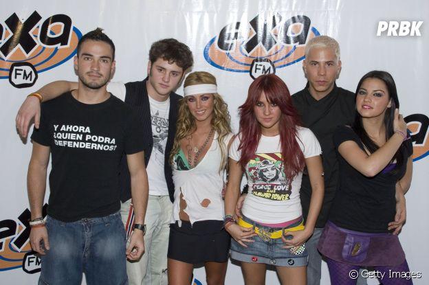 Veja quais são os piores looks já usados pelo RBD