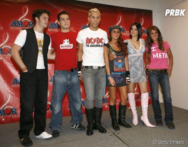 O RBD nem sempre acertava nos looks, né?