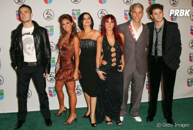 RBD: veja os piores looks já usados pela banda
