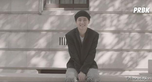 """Essas são as melhores cenas do MV de """"Winter Bear"""", nova música solo do V do BTS"""