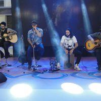 """Banda Malta ganha homenagem no palco do """"Mais Você"""" #Sucesso!"""