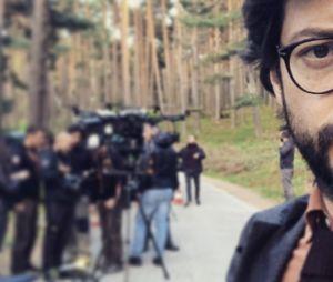 """De """"La Casa de Papel"""", Álvaro Morte já deu aulas de atuação na Finlândia e trabalha como diretor"""