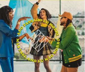 """Emicida, Pabllo Vittar e Majur emocionaram todo mundo com """"AmarElo"""", né?"""