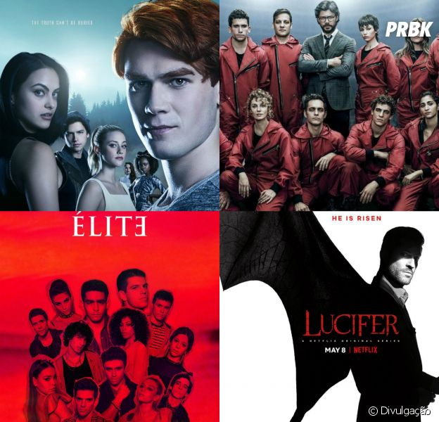 Descubra se você consegue acertar quais são as séries da Netflix vendo uma imagem