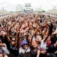O público compareceu em peso na edição carioca do Circuito Banco do Brasil