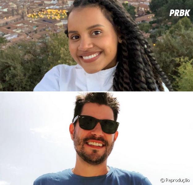 Gleici Damasceno e Evaristo Costa aderem à campanha a favor doDia Mundial de Prevenção ao Suicídio