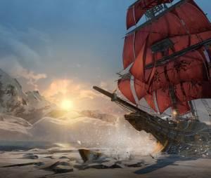 "Trailer sangrento do game Assassin's Creed: Rougue"" publicado"