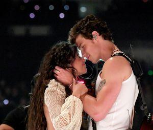 Fãs ciriticam beijo de Camila Cabello e Shawn Mendes e os dois postam vídeo na maior pegação