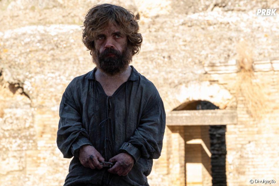 """""""Game of Thrones"""": como Tyrion (Peter Dinklage) foi de personagem mais inteligente para um total burro?"""