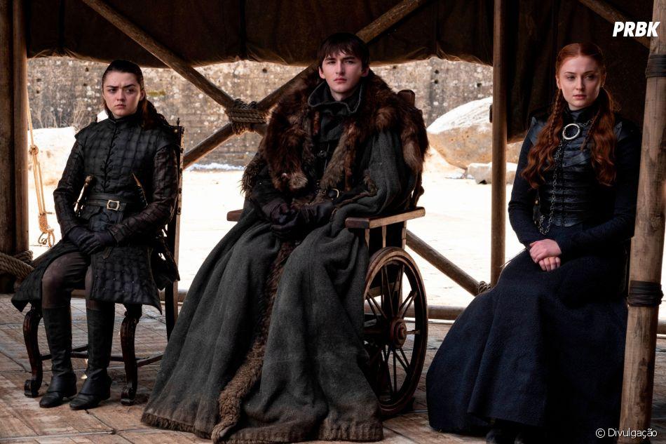 """Game of Thrones"": Bran (Isaac Hempstead-Wright) ser o Rei dos Sete Reinos desagradou muita gente"