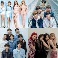 Veja se você consegue descobrir quais são os grupos de K-Pop por apenas um pedaço da imagem