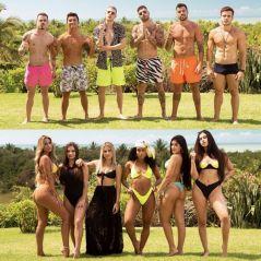 """Veja quem beijou quem no primeiro episódio do """"De Férias com o Ex Brasil: Celebs"""""""