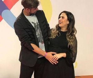 Filha de Tatá Werneck e Rafael Vitti deve nascer em outubro