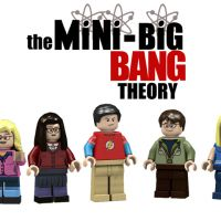 "Elenco de ""The Big Bang Theory"" vira bonequinhos de LEGO! BAZINGA!"
