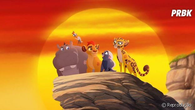"""""""A Guarda do Leão: Um Novo Rugido"""" (2015)"""