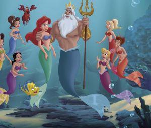 """A Pequena Sereia: A História de Ariel"" (2008)"