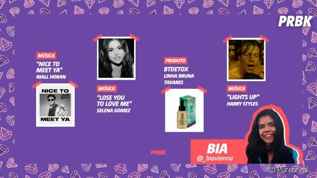 """Viciei: Bia indica """"Lights Up"""" do Harry Styles, BTDetox da Bruna Tavares e muito mais!"""