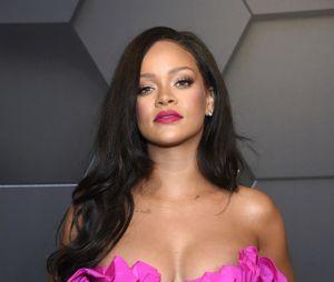 Fãs não gostaram de ver que Rihanna estava vendendo casacos com pele de animais