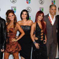 Apenas dois ex-RBD estão na lista de amigos de Maite Perroni