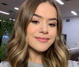 Maisa conheceu Shawn Mendes em São Paulo e cantor a confundiu com Larissa Manoela