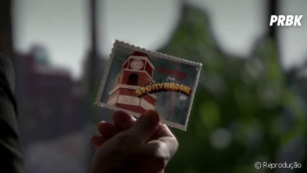 Storybrooke é cheia de problemas!