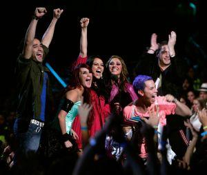 Documentário do RBD terá cenas dos momentos do grupo no Brasil