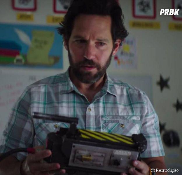 """""""Ghostbusters - Mais Além"""": com Paul Rudd e Finn Wolfhard, veja o trailer do filme"""