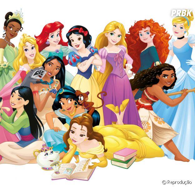 E se as Princesas da Disney estudassem em Hogwarts? Veja de qual casa elas fariam parte