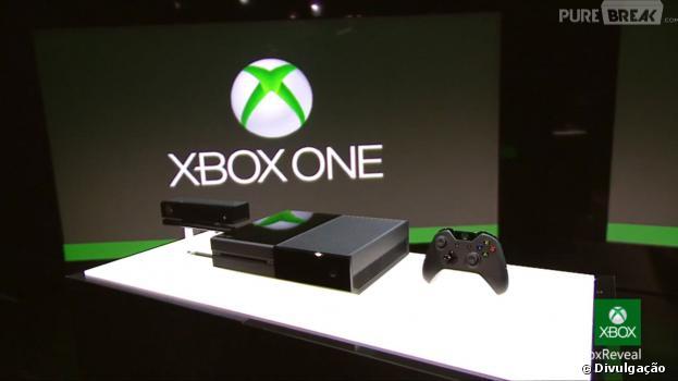 Apresentação do Xbox One na E3