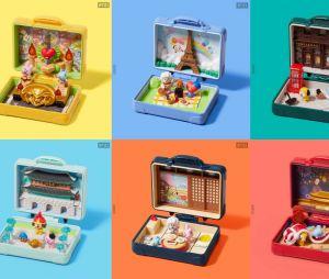 Presentes que todo fã do BTS merece ganhar: dioramas da BT21