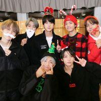 O BTS anunciou turnê, fez shows de Natal e deixou os Armys loucos no feriado