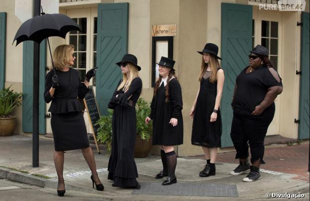 """""""American Horror Story"""" é renovada para sua quarta temporada!"""