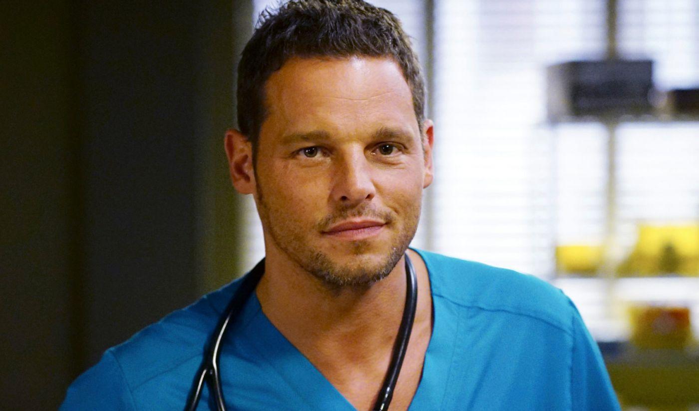 """15 Temporada De Grey's Anatomy Assistir grey's anatomy"""": intérprete de karev, justin chambers"""