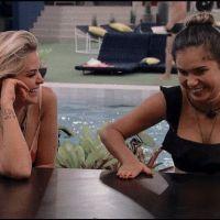 """""""BBB20"""": Gizelly revela estar apaixonada por Marcela e público já criou shipp: Gicela"""