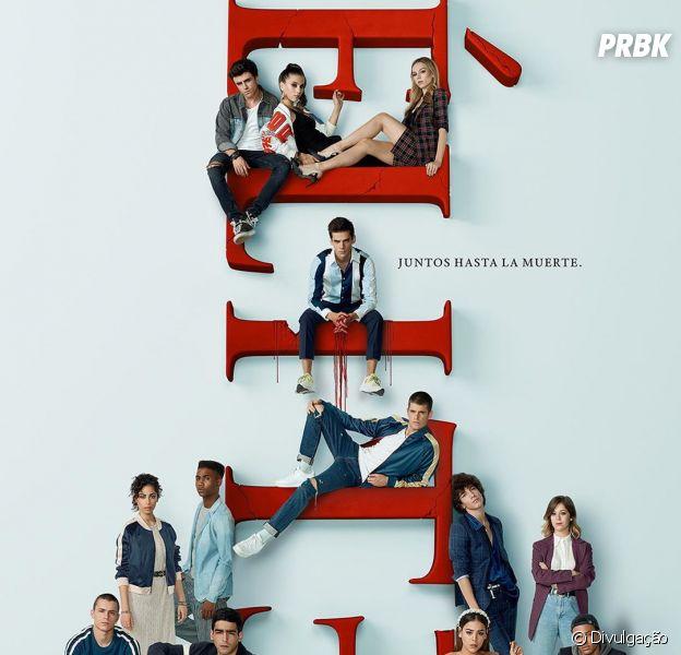"""""""Elite"""" tem nova morte, mistério e muita pegação no trailer da 3ª temporada"""