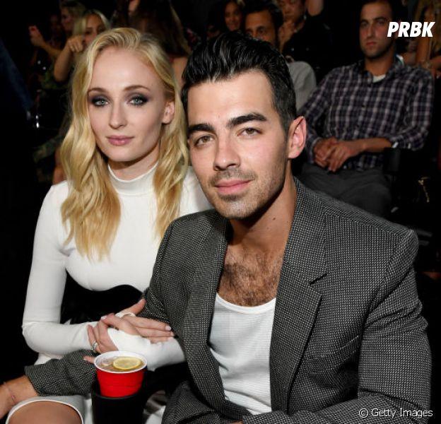 Sophie Turner revela que não era muito fã de Jonas Brothers