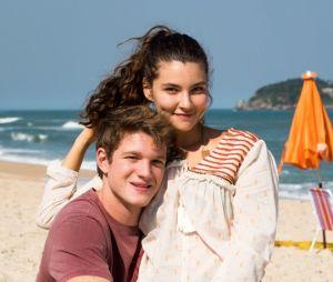 """""""Malhação"""": final feliz para Rita (Alanis Guillen) e Filipe (Pedro Novaes)"""