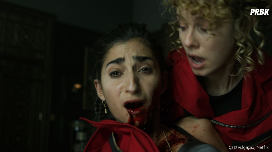 """La Casa de Papel"": será que Nairobi (Alba Flores) sobreviverá na 4ª temporada?"
