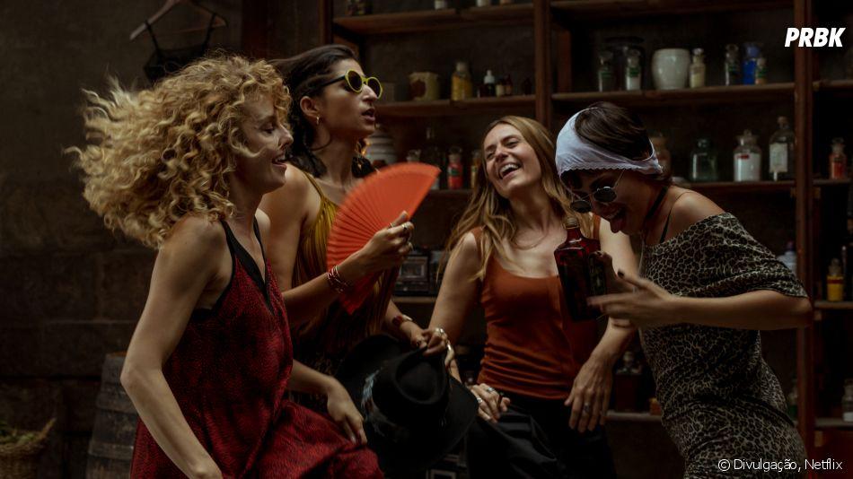 """""""La Casa de Papel"""": a representatividade feminina na série é muito grande"""