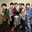 BTS posa nos bastidores do Billboard Music Awards 2018