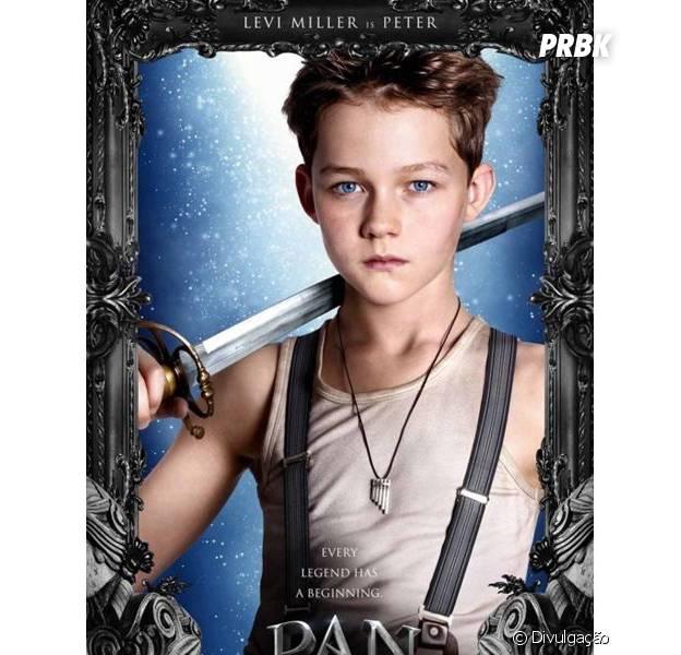 """O filme """"Pan"""", com Hugh Jackman, tem estreia prevista para julho de 2015"""