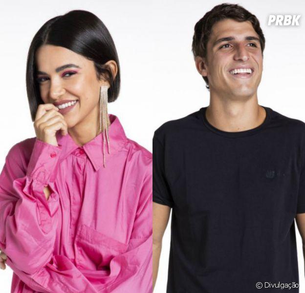 """""""BBB20"""": Manu Gavassi e Felipe Prior protagonizam o maior paredão da história do reality"""