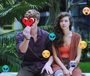 """""""Malhação"""": Rita (Alanis Guillen) e Filipe (Pedro Novaes) vão falar sobre coronavírus no último capítulo"""