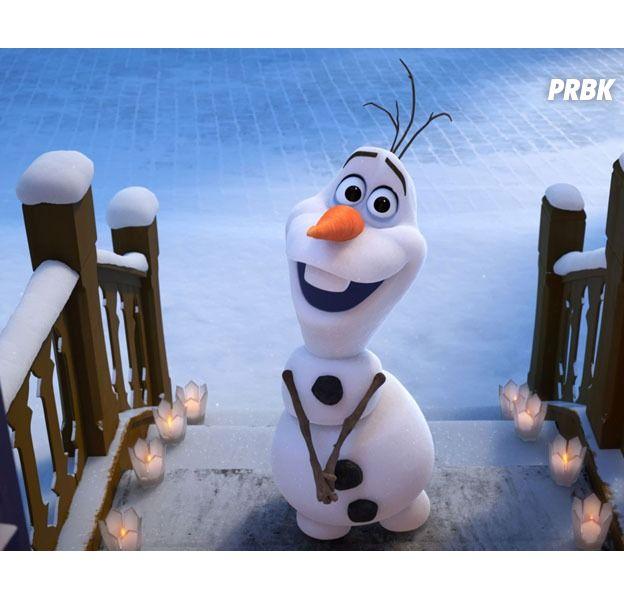 """""""Frozen"""": Disney anuncia série animada do Olaf para entreter fãs na quarentena"""
