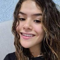Em carta aberta no Instagram, Maisa Silva pede desculpas ao cabelo em transição e emociona fãs
