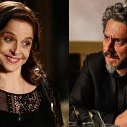 """Novela """"Império"""": Cora exige noite de amor com Zé Alfredo em troca de diamante"""