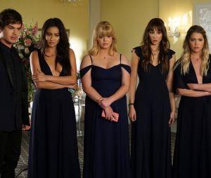 """""""Pretty Little Liars"""" teve sete temporadas e encerrou a história em 2017"""