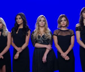 """Pretty Little Liars"": Hanna (Ashley Benson), Emily (Shay Mitchell), Alison (Sasha Pieterse), Aria (Lucy Hale) e Spencer (Troian Bellisario) eram as protagonistas da série"