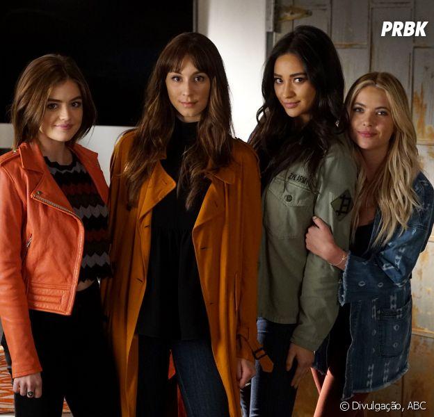 """""""Pretty Little Liars"""": faça o ranking dos seus casais favoritos da série"""